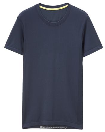 Coolmax 無縫線透氣短袖圓領T恤