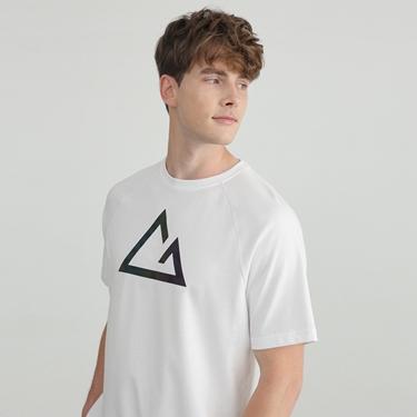 男裝G-motion快乾棉T恤
