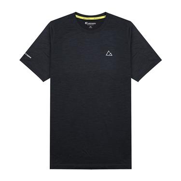 男款G-MOTION素色LOGO運動短袖T恤