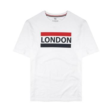 男裝UNION JACK系列短袖T恤