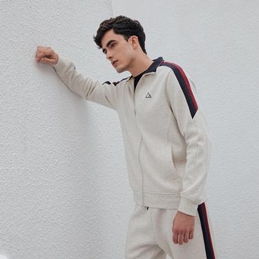 男裝G-MOTION撞色拼接運動外套