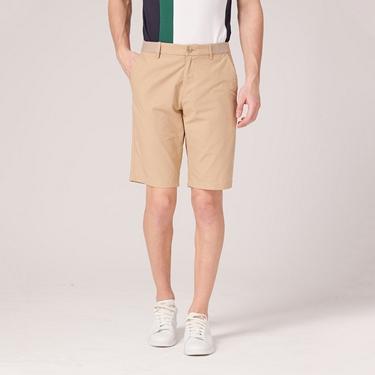 男裝素色COOLMAX卡其短褲