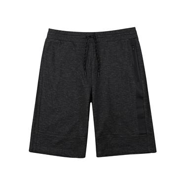 男裝抽繩設計口袋五分褲