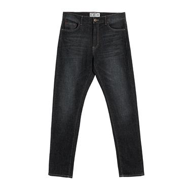男裝彈性輕薄牛仔褲