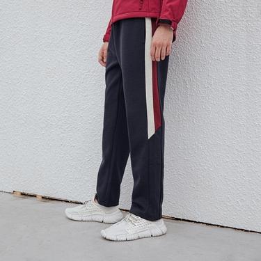 男裝G-MOTION線條鬆緊腰抽繩運動長褲