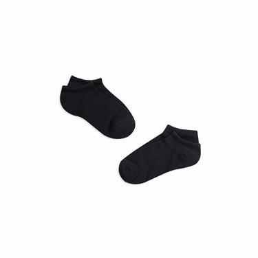 中性款多色舒適彈力短襪 (2雙入)