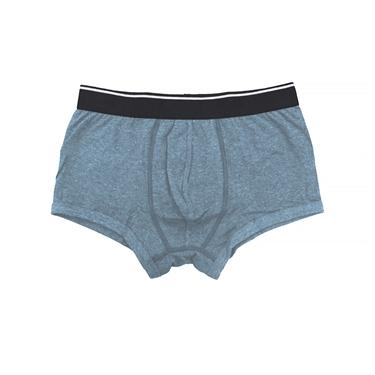 男裝低腰無痕平口內褲