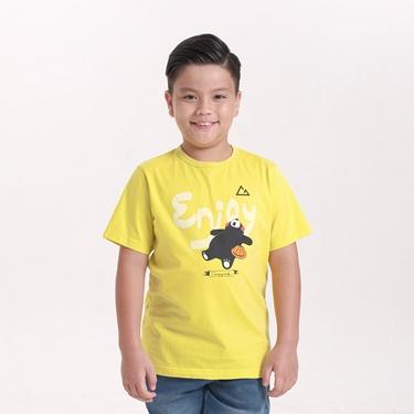 童裝熊本熊主題T恤