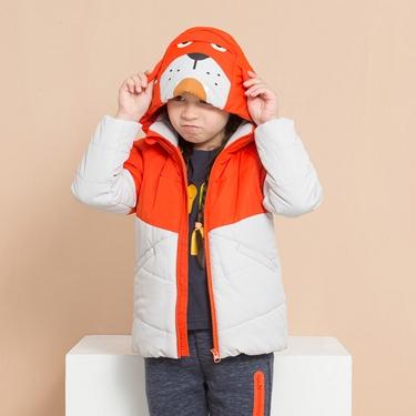 童裝3D動物造型外套