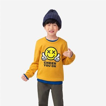 童裝CHEER YOU ON大學T恤