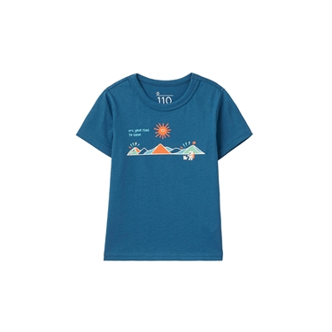 童裝SHINE印花T恤