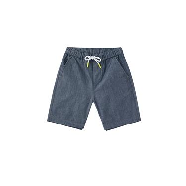 童裝抽繩休閒短褲