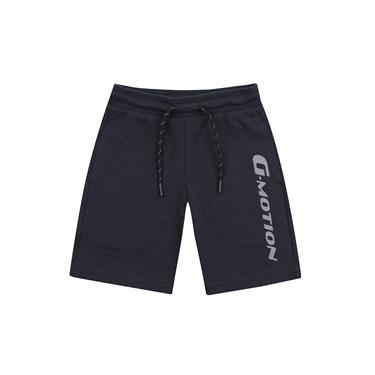 童裝G-MOTION反光LOGO運動短褲