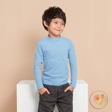 童裝G-Warmer彈力舒適高領極暖衣