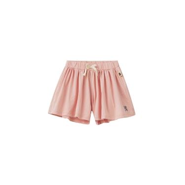 童裝獅王刺繡褲裙