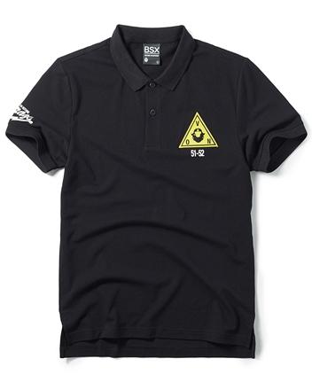 男裝VON彈性短袖POLO衫