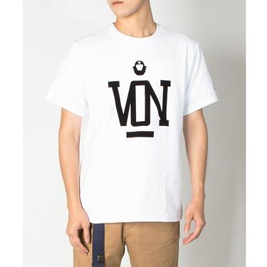 男裝VON文字印花T恤