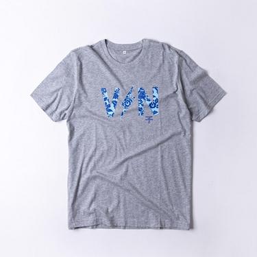 男裝VON英文字母圖案印花短袖T恤