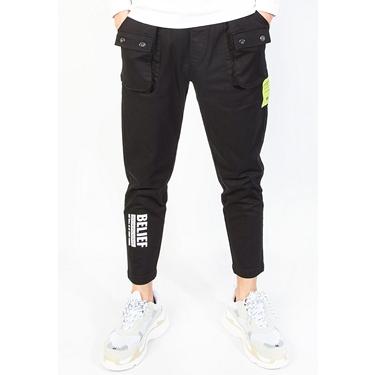 造型口袋長褲