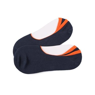BSX素色隱形短襪(兩雙入)