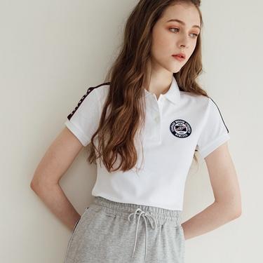 女裝UNION JACK POLO衫