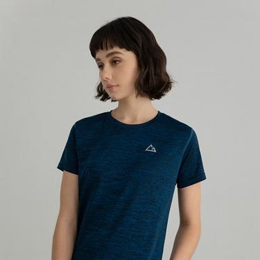 女裝G-MOTION無縫涼感短袖T恤