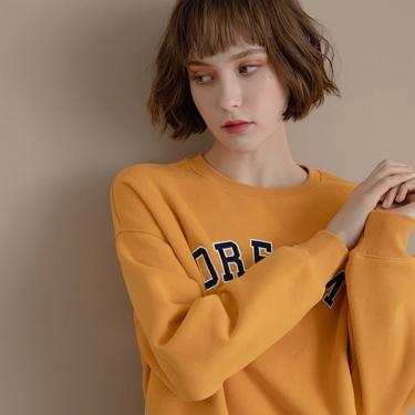 女裝 Dreamers系列復古風大學T恤