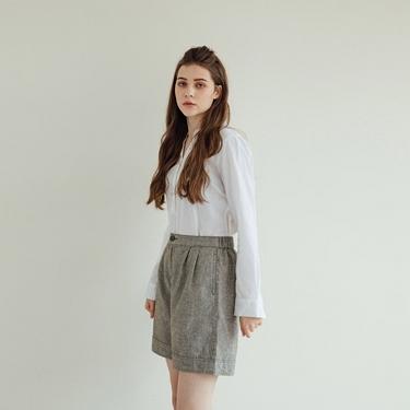 女裝棉麻休閒短褲