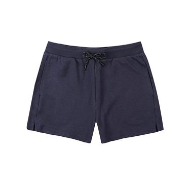 女裝G-MOTION抽繩素色運動短褲