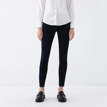 女裝超彈力窄管牛仔褲