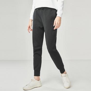 女裝G-MOTION系列內植絨休閒運動束口褲