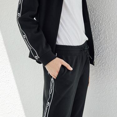 女裝G-MOTION線條撞色長褲