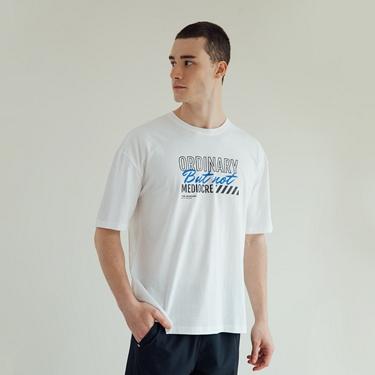 男裝Mundane印花T恤