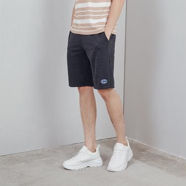 男裝棉質抽繩短褲
