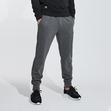 男裝雙面空氣層運動口袋休閒束口褲