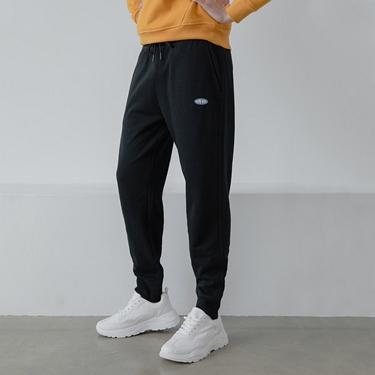 男裝RETRO WAVE刺繡棉褲