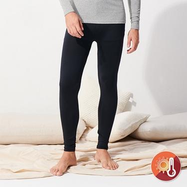 男裝Beau-warmer plus+彈力舒適極暖褲