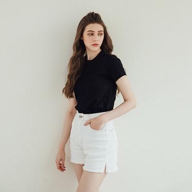 女裝厚磅棉T恤
