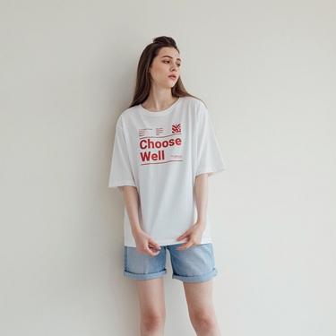 女裝Mundane印花T恤