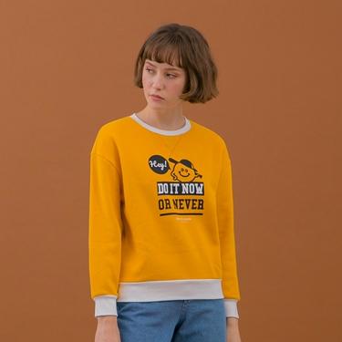 女裝YOUTH大學T恤