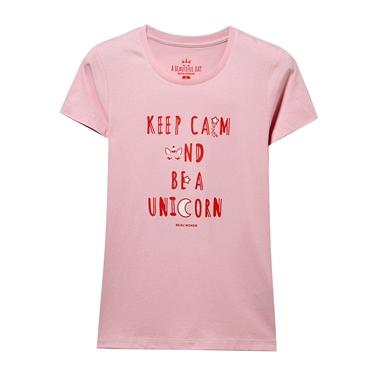 女裝夢幻獨角獸系列印花T恤
