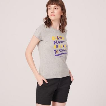 女裝DEAR WORLD系列印花T恤