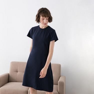 女裝短袖居家洋裝